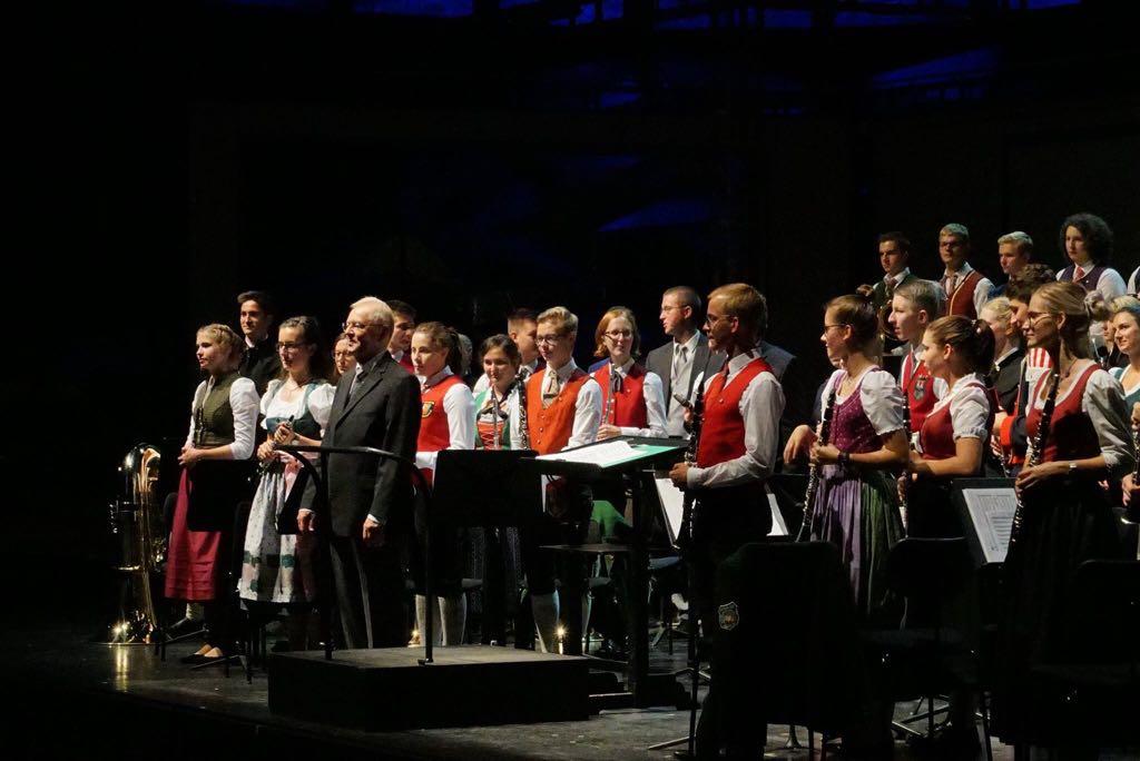 13. Sonderkonzert der Wiener Philharmonika mit jungen Blasmusiktalenten (Lena Wimmer Querflöte)